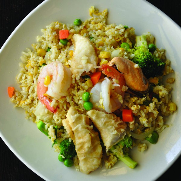 R4GREEN CURRY FRIED RICE
